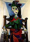 Pablo-Picasso_Dora-Maar_Au-Chat