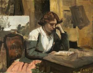 Corot_Young-Girl-Readingt_c1868