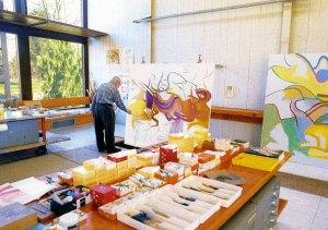 willem-de-kooning-studio_1989