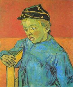 Van-Gogh_The-Schoolboy_Camille_Roulin