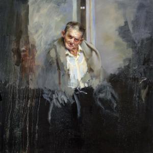 robert-lenkiewicz_les_ryder_with_grey_blanket._1996