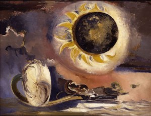 paul-nash_eclipse-of-the-sunflower_1945