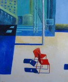 mitchell-freifeld_Two-Red-Chairs