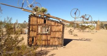 Noah Purifoy, No Contest (Bicycles,) 1991