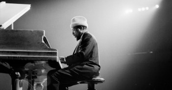Thelonious Monk,  Paris, 1964. Guy Le Querrec photo