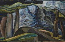 Deep Forest, c. 1931 oil on canvas by Emily Carr
