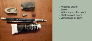 dry brush supplies