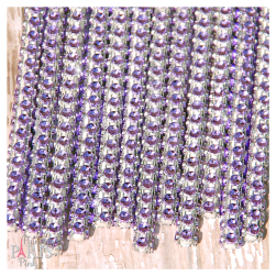 Lavender Shimmer Sticks Bling