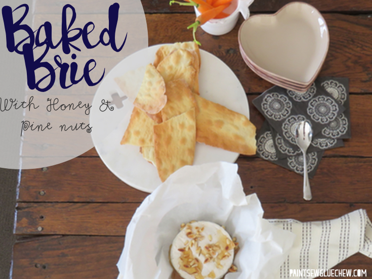 1. Baked Brie
