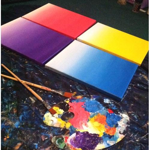Medium Crop Of Abstract Painting Ideas