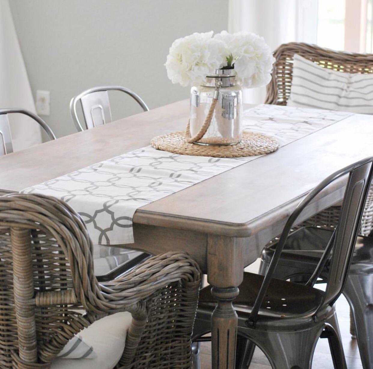 kitchen table refinish refinish kitchen table image