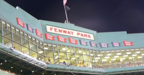 This is Fenway.