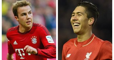 "Gotze ""Relaxed"" Over Future, Firmino Gushes Over ""Incredible"" Attacker"