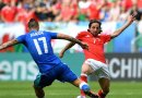 VIDEO: Joe Allen Puts in a Man of the Match Performance in Wales Win