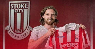 CONFIRMED: Joe Allen Seals Stoke City Move, Signs Five Year Deal