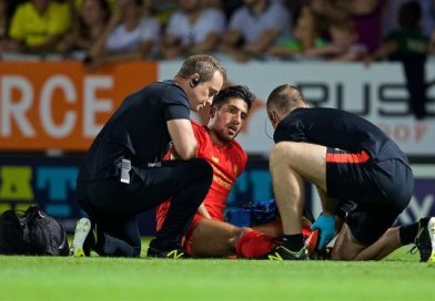 "Reds Hoping Can's Ankle Injury is ""Not Too Serious"", Origi Fitness a Concern After Late Exit"
