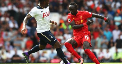 Liverpool Legend and Spurs Defender Laud Reds New Boy Sadio Mane