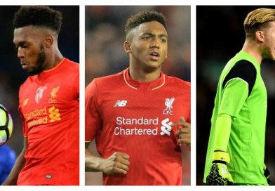 Stutrridge Back in Contention, Gomez on the Mend, Karius May Drop to Bench