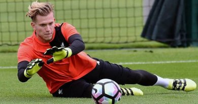 Loris Karius Thriving on Competition for Liverpool Starting Spot After Returning from Injury