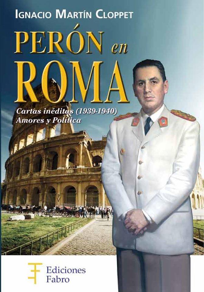 Peron en Roma