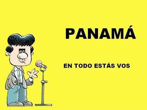 Panama Papers por Rudy