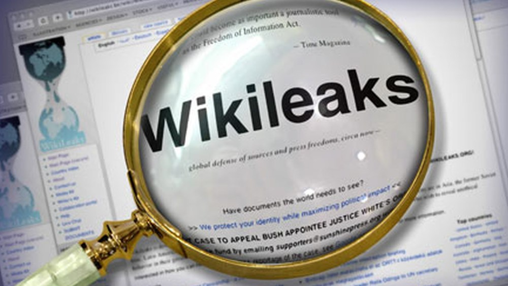 wikileacks