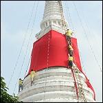 Phra Samut Chedi Temple Fair