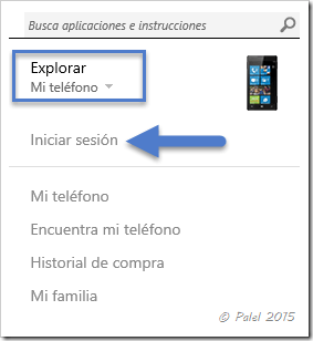 Windows Phone - Instalar aplicaciones - Palel.es