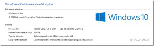 De Windows 8 a Windows 10 - palel.es