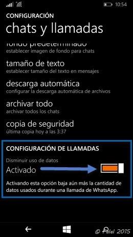 Windows Phone - WhatsApp - palel.es