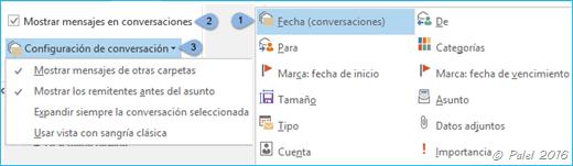 Capítulo A—20: Agrupar mensajes por conversación