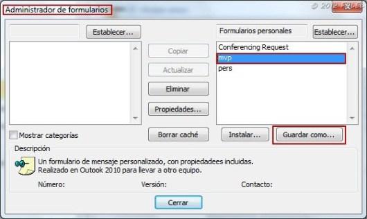 Formularios personalizados - Paso 3