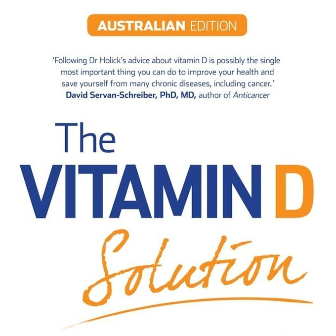 Vvitamin D solution australian book review sun