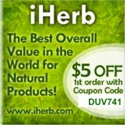 iherb paleo supplies discount coupon