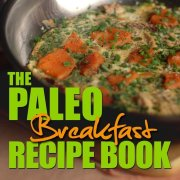 Paleo breakfast recipe ebook cookbook