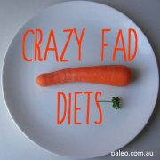 Crazy fad diets paleo network