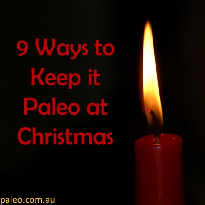 9 ways to keep it paleo at Christmas holiday diet health-min