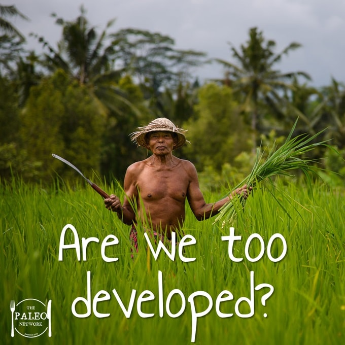 Are We Too Developed paleo diet Indonesia-min