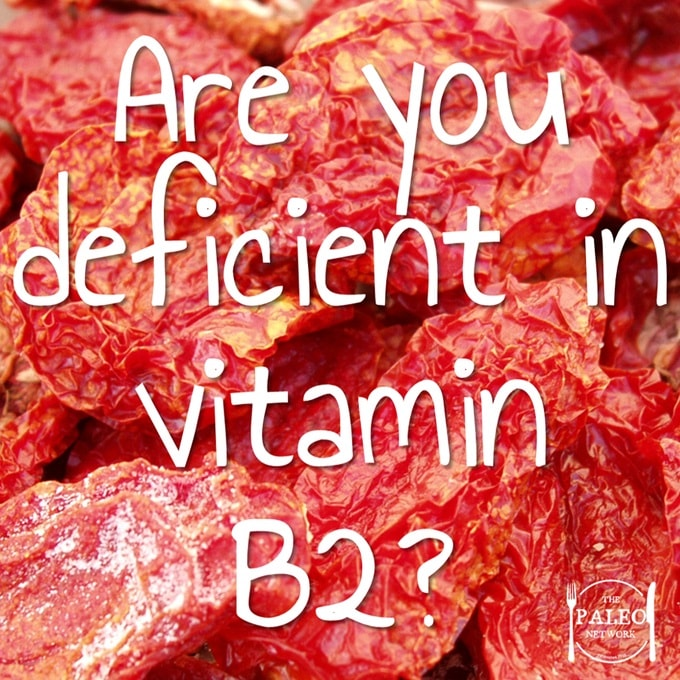 Are you deficient in vitamin B2 supplement deficiency-min