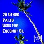 Coconut Oil Paleo Diet Uses-min