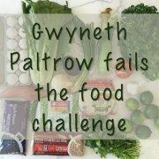 Gwyneth Paltrow fails the food challenge-min