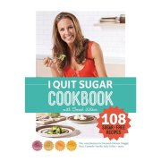 I quit sugar ebook Sarah Wilson give up sugar recipe book ebook paleo primal-min