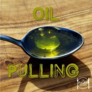 Oil pulling health beauty regime teeth oral health paleo natural primal-min