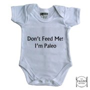 Paleo baby babies SAD diet nutrition pregnancy pregnant-min