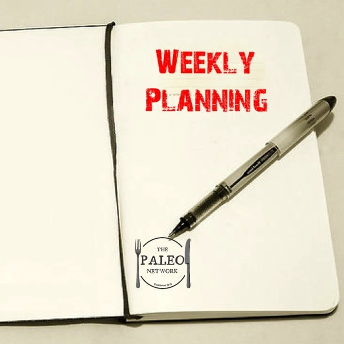 Paleo diet primal weekly planning meal planning recipes-min