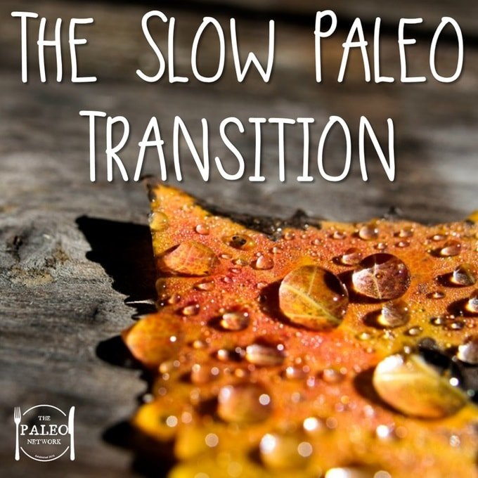 The Slow Paleo Transition primal diet-min