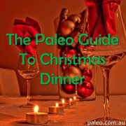 The paleo guide to Christmas dinner lunch meal plan recipe diet-min