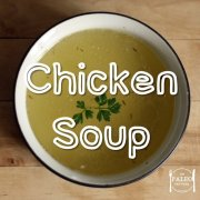 Chicken Soup paleo recipe primal dinner lunch-min