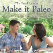 Make it paleo cookbook recipe book-min