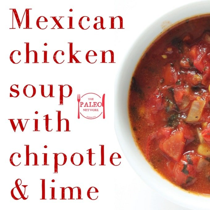 soup with chipotle broth recipes dishmaps baby lima soup with chipotle ...